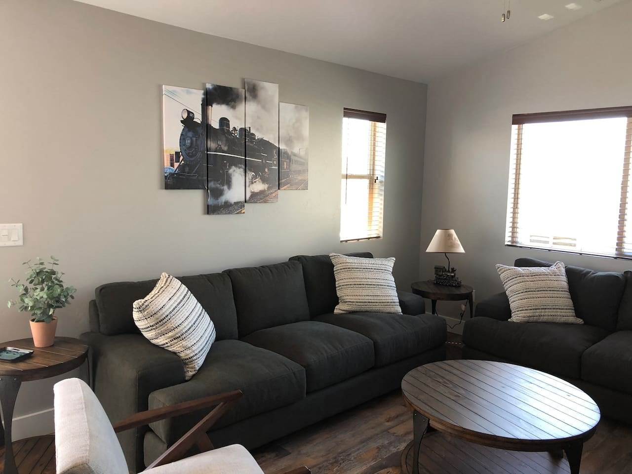 Comfortable living space