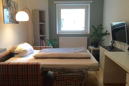 Two-room flat Southern Munich, U3 - Apartemen