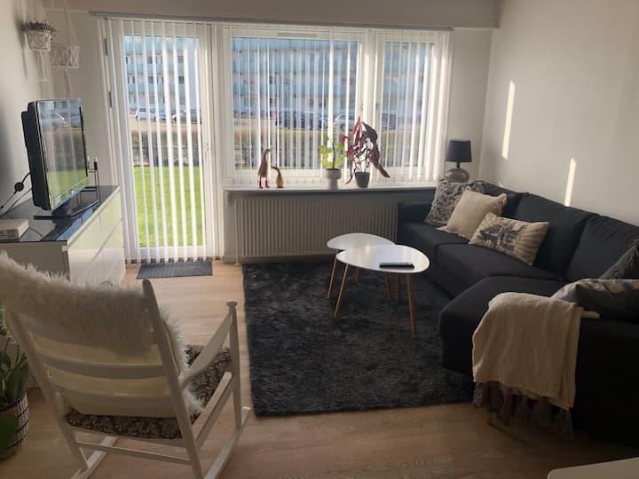 Lys og lækker lejlighed 2 værelses lejlighed.