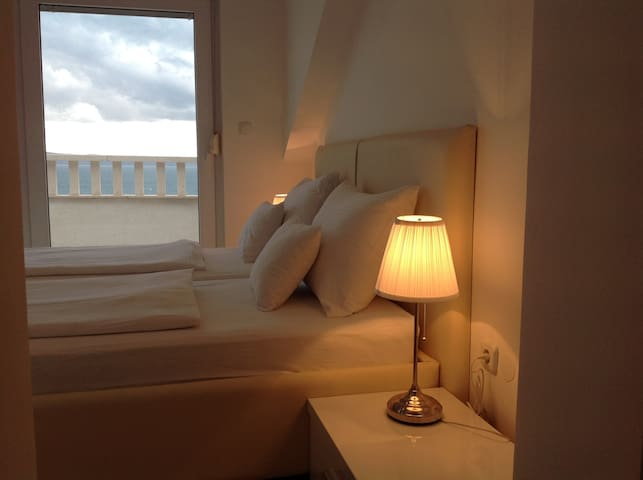 Room with Balcony Sea View (2 Adults)