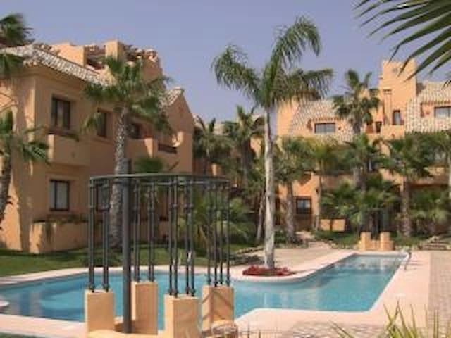 Los Alcazares beach apartment
