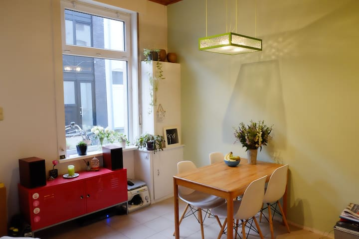 Cosy Ghent House