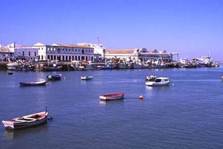 Magnificent penthouse next to the estuary of Isla - Isla Cristina - Muu