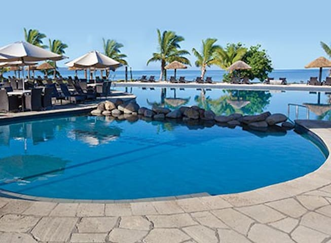 FIJI! 2 BEDROOM SLEEPS 6 NICE!  AMAZING RESORT!!!! - Narewa - Appartement en résidence