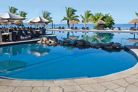 FIJI! 2 BEDROOM SLEEPS 6 NICE!  AMAZING RESORT!!!! - Narewa