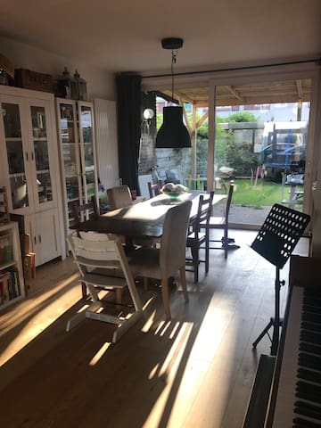 Loving Home near Amsterdam