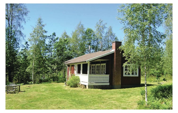 Holiday cottage with 2 bedrooms on 55m² in Gislaved