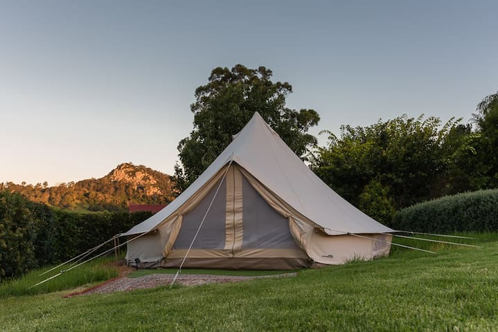 Mountain View Farm - The Tent House Gulaga