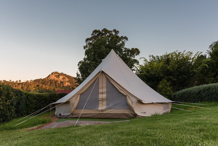 Mountain View Farm - The Tent House Gulaga