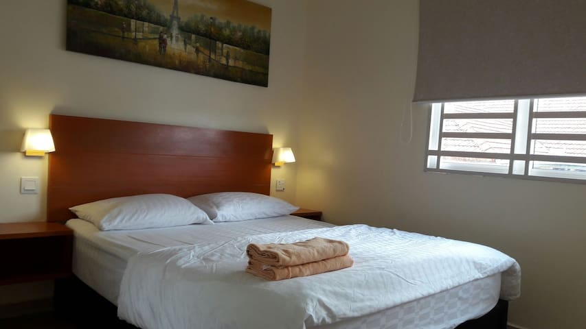 Penang Hill Lodge-Superior Double Room