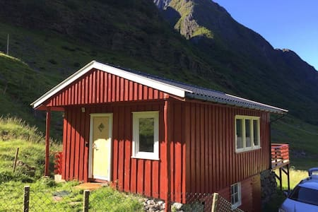 Mini House in Undredal, near Flåm