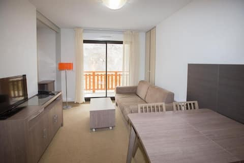 Val d'Azur VALBERG Residence - 2-room appartment