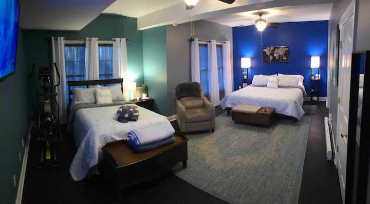 Expansive & Private In-Law Suite in E. Louisville