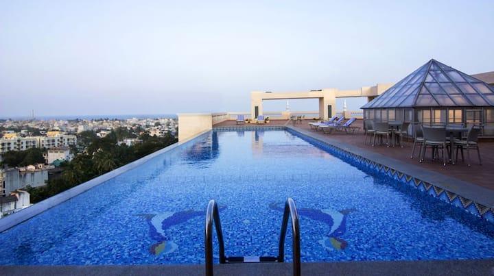 Deluxe Stay in Pondicherry