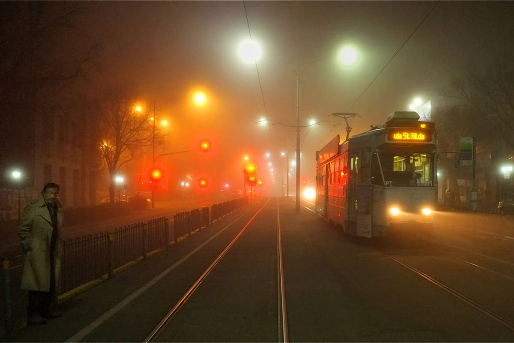 Trams on Your Doorstep