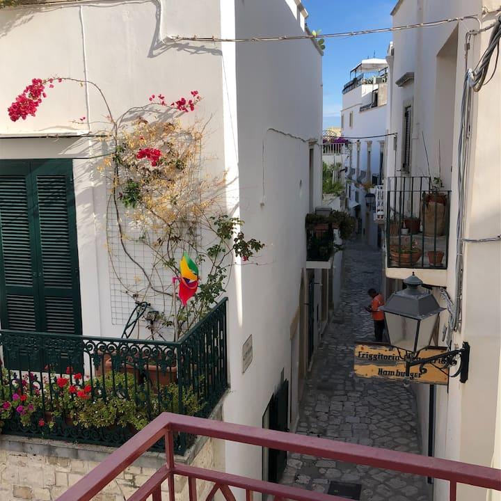 Casa dei Coralli trilocale Otranto