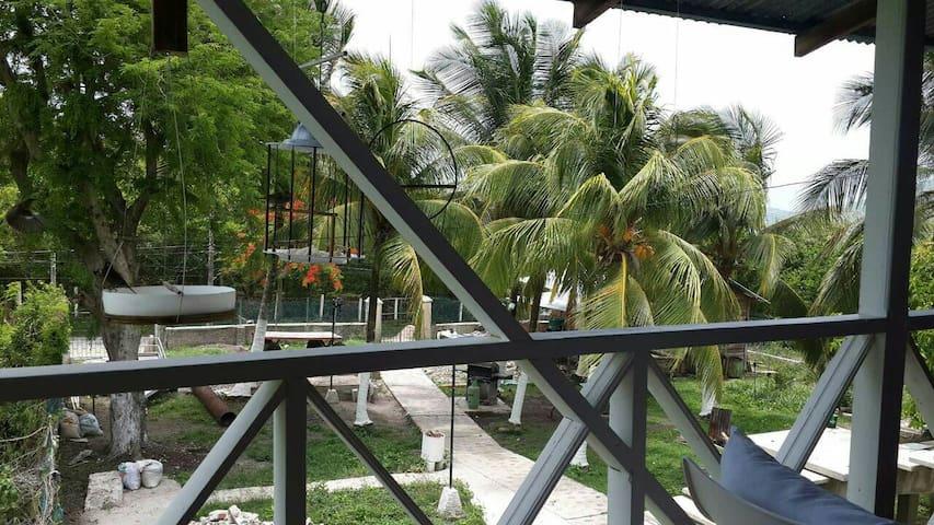 A piece  of Paradise,Posada Nativa - Isla de Providencia - House