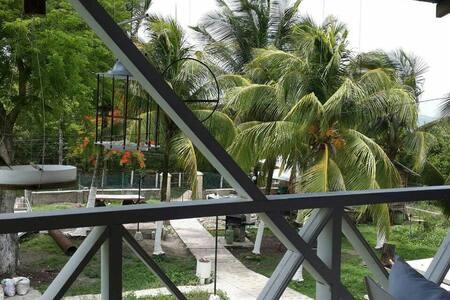 A piece  of Paradise,Posada Nativa - Isla de Providencia