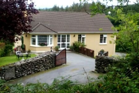 Family-run B&B in Killarney National Park.