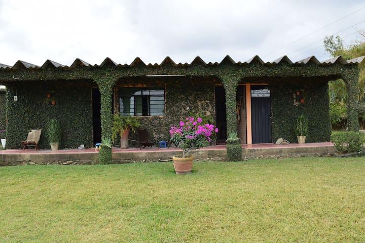 Casa de campo corazón. - Comitán de Domínguez - Vacation home
