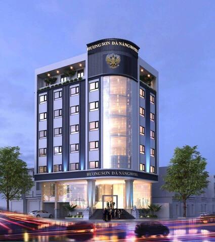 Huong Son Da Nang Hotel - Deluxe Rooms