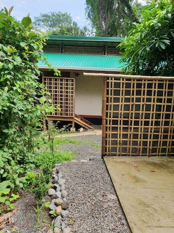 Casa verde esperanza