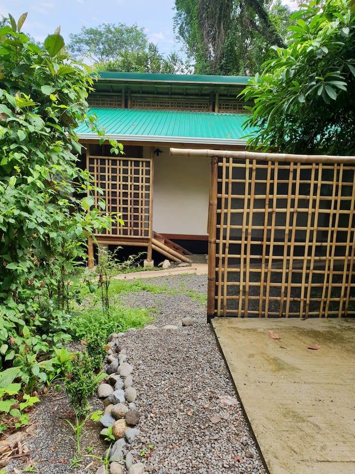 Casa verde esperanza- a tropical experience!