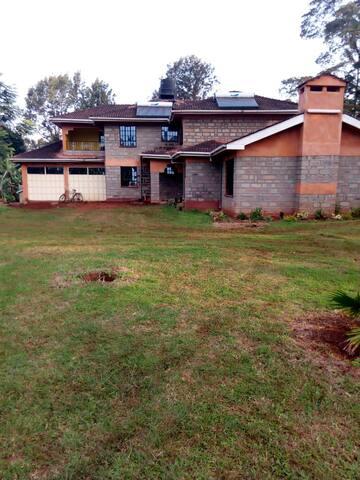 Kirinyaga County Cottage