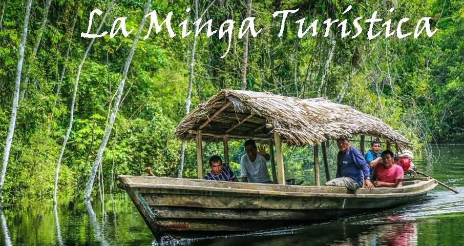 "Communal Rural Toursim: ""La Minga Turística"""