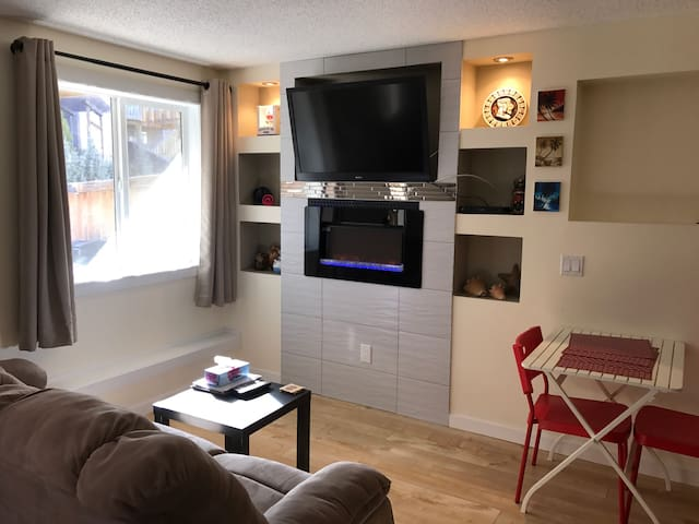 Private walkout basement suite - Calgary - Rumah