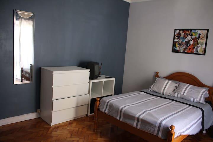 Gray room - Lisboa