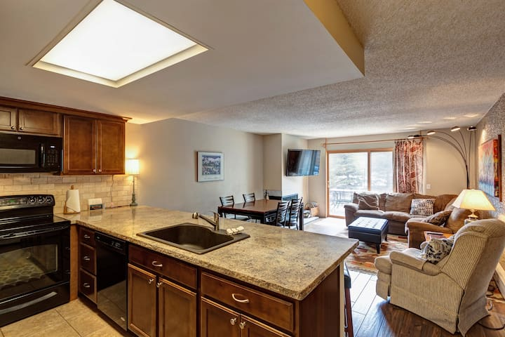 Family Friendly Large Breckenridge Townhome