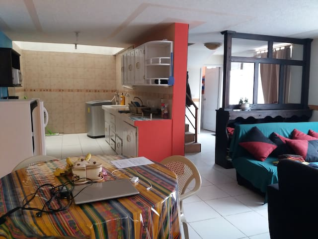 SUSY'S HOUSE- HOME IN COTACACHI