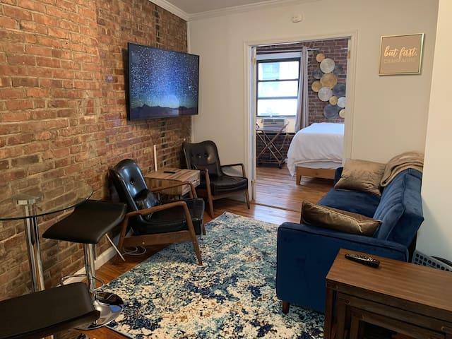 Amazing 1 bedroom in NOLITA/SOHO