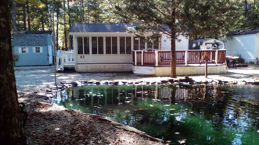 Egg Harbor River Resort: Lot 82