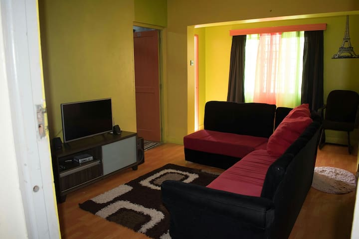Cosy 1bedroom aprt in a serene area - Mombasa - Wohnung