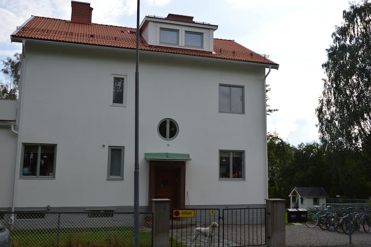 Spacious house in city center - Östersund - Huis