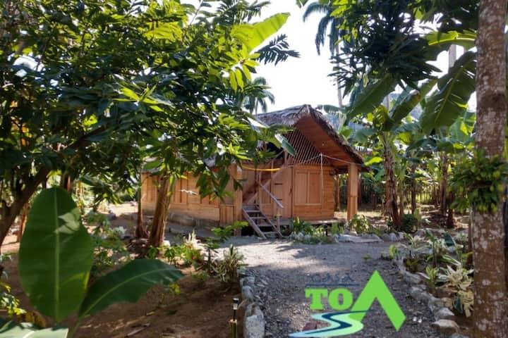 Rio Duaba Cabin in La CASA TOA