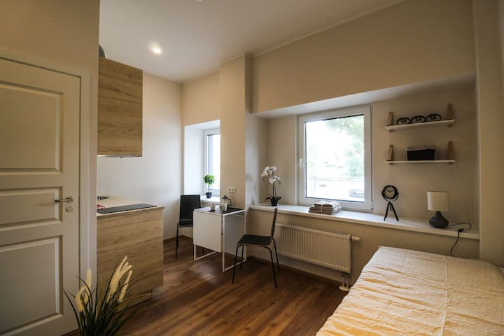 Small and cozy apartments in upper downtown. (3)