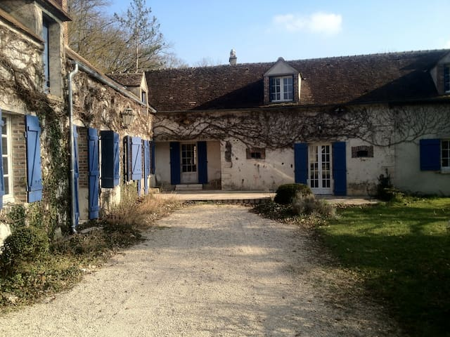 Maison de campagne - Girolles - Rumah