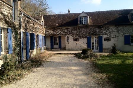 Maison de campagne - Girolles - Hus