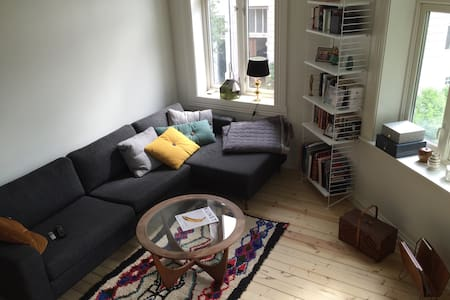 10 min from centre, upcoming area - Wohnung