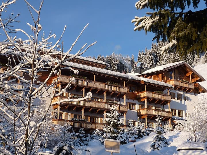 Designer apartment in the Kitzbuhel ski area