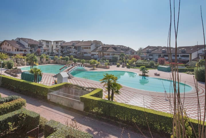 Green residence - 5/6 PAX - Sirmione - Apartment