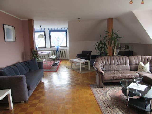 Neu renovierte FeWo für 2-6 Pers. im Nationalpark - Schleiden - Appartement