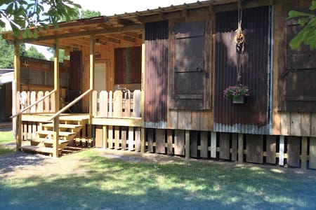 Tunica Falls Cabins - Mud Cat Cabin