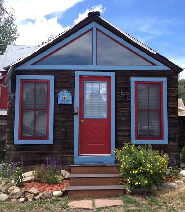 The Crested Butte Love Shack