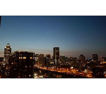 Entire place downtown - Montréal - Condominium