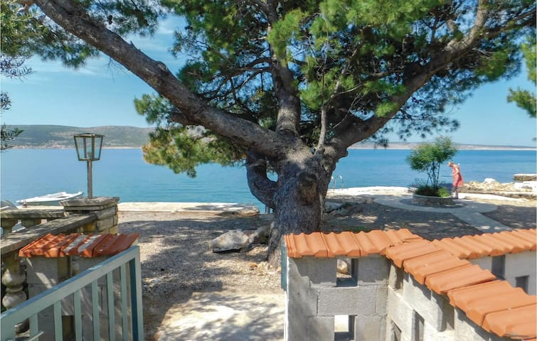 Holiday apartment with 1 bedroom on 36m² in Seline