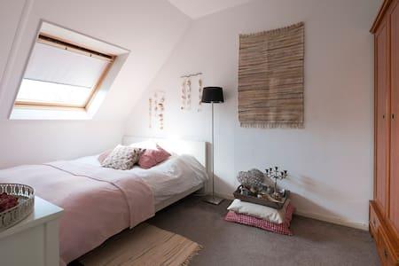 Knusse kamer gelegen naast badkamer - Diever - Haus